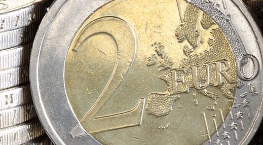 2 euron kolikoita