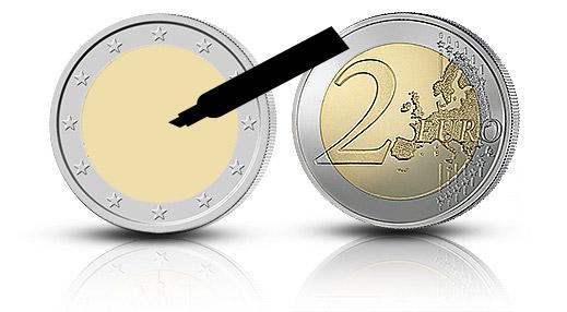 Suunnittelukilpailu kahden euron erikoisrahan taiteellisen suunnittelun toteutuksesta