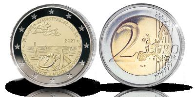 Ålands självstyre 100 år -specialmynt, proof