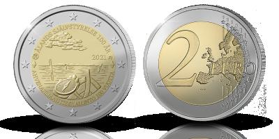 Ålands självstyre 100 år -specialmynt