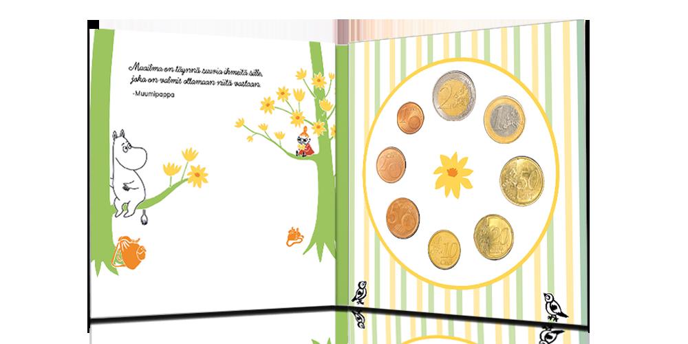 Ensimmäiset rahani -rahasarja 2021, avoin