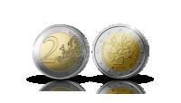 Ett nytt finskt specialmynt med valören 2 euro 2021