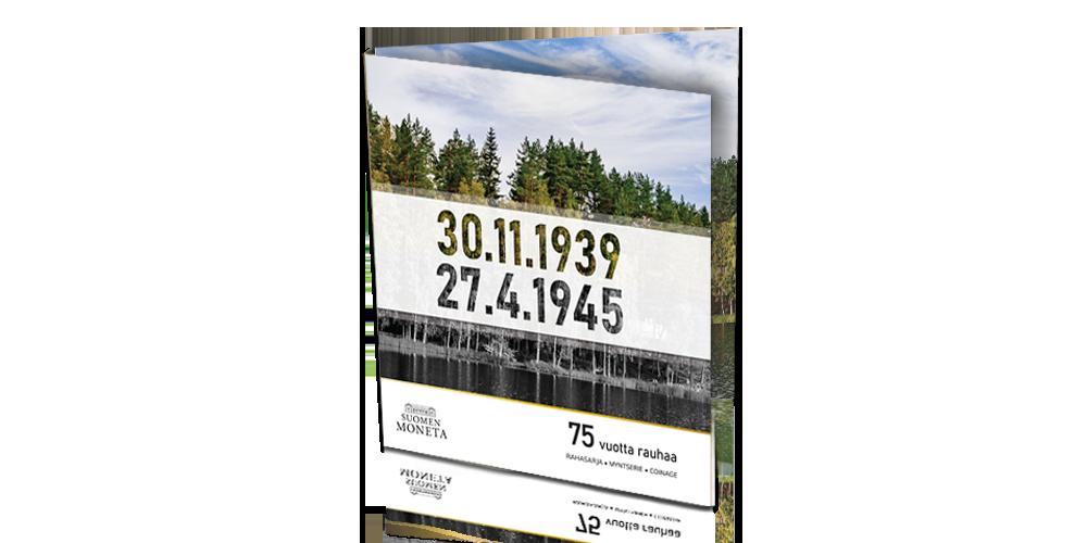 Rauha 75 vuotta -rahasarja 2020