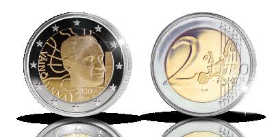 Väinö Linna 100 år -specialmynt, proof